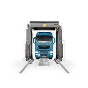 Портальные установки для грузовых автомобилей