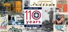 Компания Nilfisk отмечает 110 лет со дня своего основания
