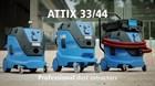 ATTIX 33 / 44 – для профессиональной и безопасной уборки