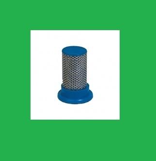 Фильтр к отсеч. устройству 100 меш с обр.клапаном (зел.) пластик - фото 13529