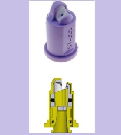 Распылитель Geoline ST 135-025 фиолет. (керам.) - фото 14068