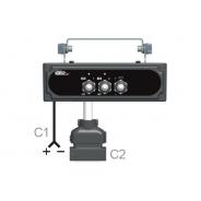 Блок управления Compact 10 W 2V+P (RI) - фото 14180