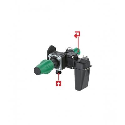 Клапан VGME 4: электрический с ручным регулируемым клапаном - фото 15366