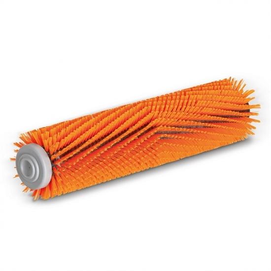 Цилиндрическая щетка, высокий/низкий, оранжевый, 450 mm Цилиндрическая щетка, высокий/низкий, оранжевый, 450 mm 47624060 - фото 19517