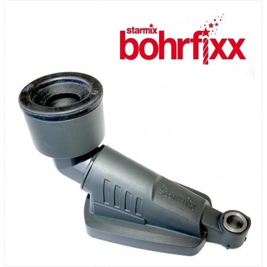 Bohrfixx-уникальная насадка для сбора пыли при сверлении - фото 23628