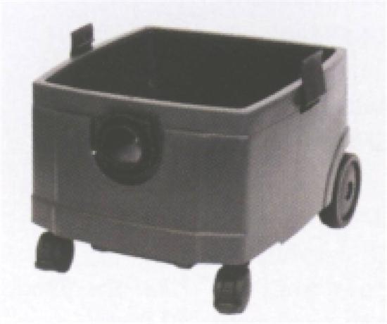 Бак для пылесосов Starmix 25л. - фото 23839