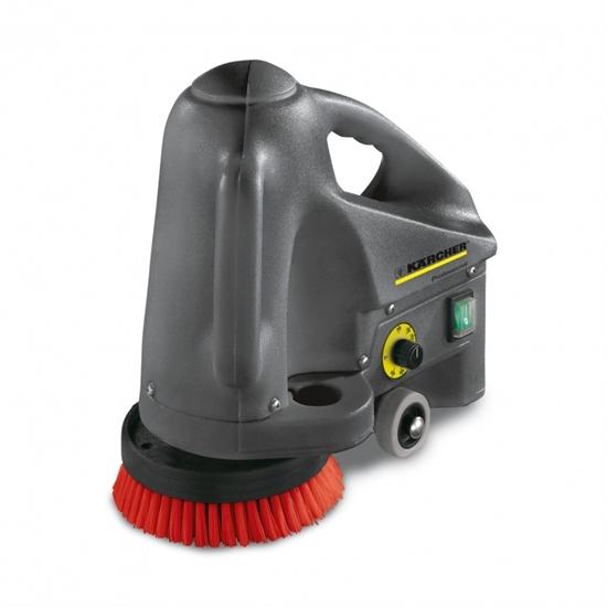 Аппарат для очистки лестниц и эскалаторов Karcher BD 17/5 C - фото 4961