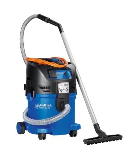 Пылесос для сухой и влажной уборки Nilfisk ATTIX 30-11 PC - фото 4974