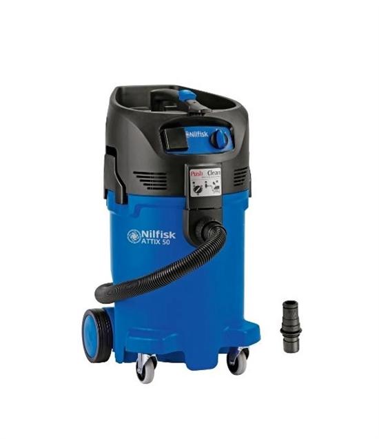 Пылесос для сухой и влажной уборки Nilfisk ATTIX 50-01 PC - фото 4991
