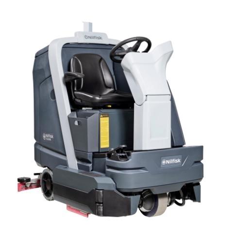 Поломоечная машина с сиденьем для оператора Nilfisk SC6000 860D - фото 5123