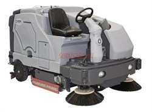Поломоечная машина с сиденьем для оператора Nilfisk SC8000 1600D - фото 5201