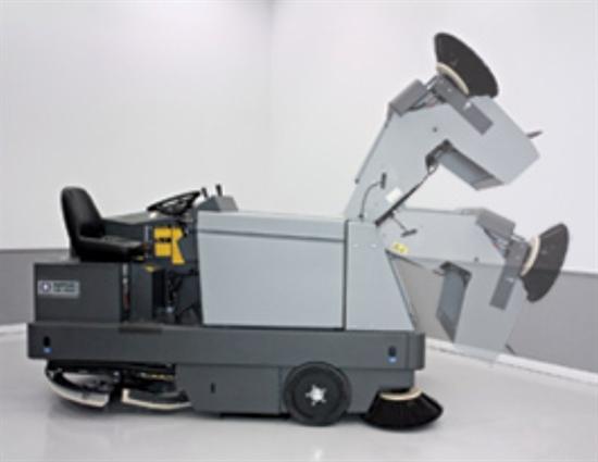 Комбинированная машина Nilfisk CR 1500 D - фото 5690