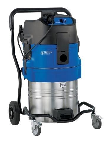 Пылесос для сухой и влажной уборки Nilfisk ATTIX 751-61 - фото 5789