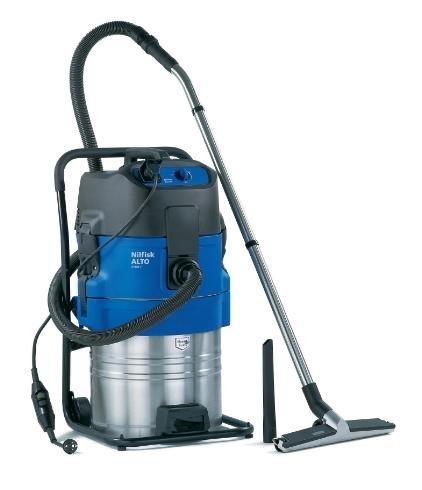 Пылесос для сухой и влажной уборки Nilfisk ATTIX 751-71 - фото 5790