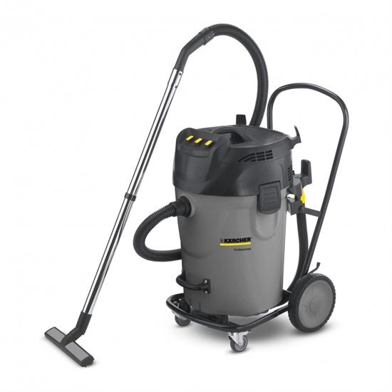 Пылесос для сухой и влажной уборки Karcher NT 70/3 Tc *EU - фото 5814