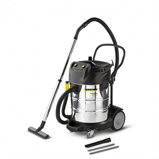 Пылесос для сухой и влажной уборки Karcher NT 70/2 Me - фото 5822