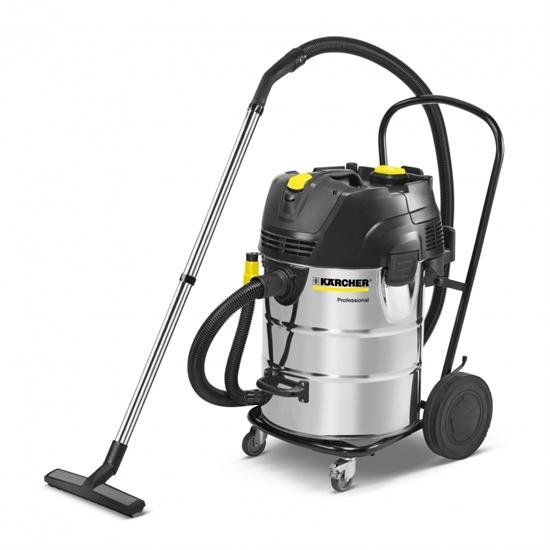 Пылесос для сухой и влажной уборки Karcher NT 75/2 Ap Me Tc *EU - фото 5848