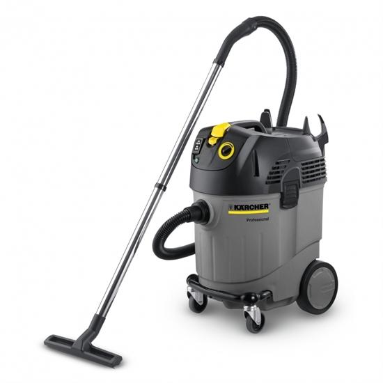 Пылесос для сухой и влажной уборки Karcher NT 45/1 Tact Te Ec *EU - фото 5858