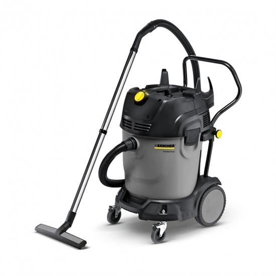 Пылесос для сухой и влажной уборки Karcher NT 65/2 Tact? *EU - фото 5862