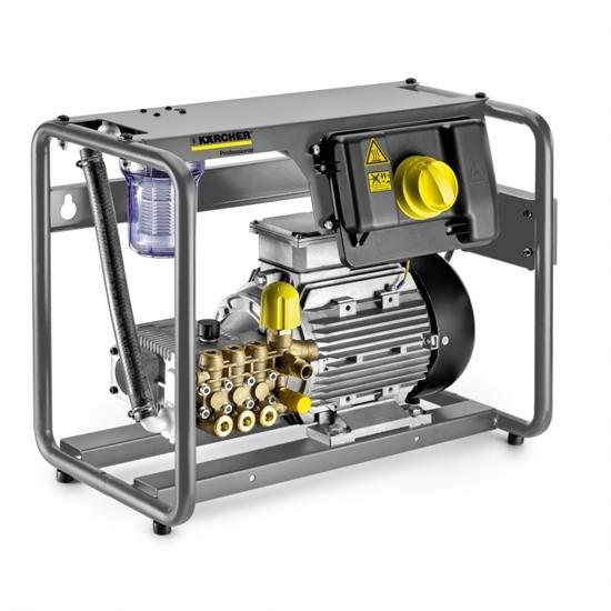 Стационарный аппарат высокого давления Karcher HD 9/18-4 Classic Cage - фото 5928