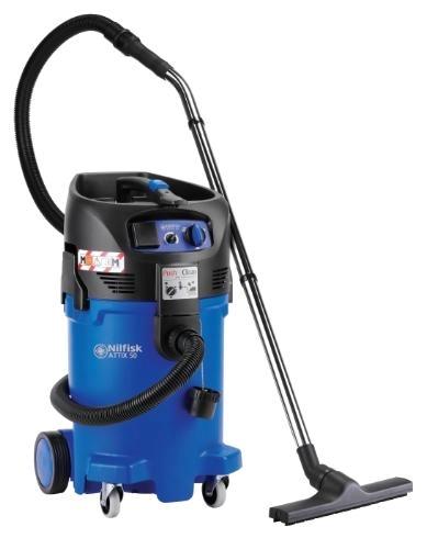 Пылесос для опасной пыли Nilfisk ATTIX 50-2M PC - фото 6117