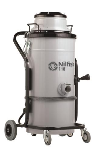 Промышленный пылесос Nilfisk 118 FM - фото 6394