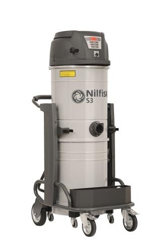 Промышленный пылесос Nilfisk S3 L100 LC - фото 6412