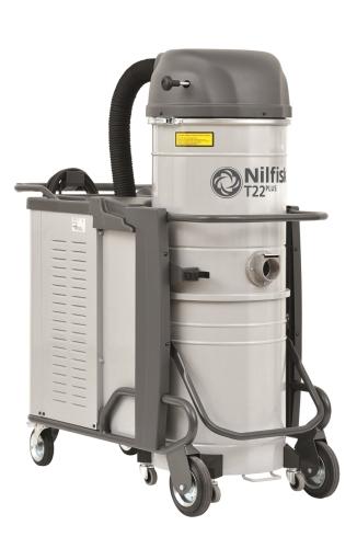 Промышленный пылесос Nilfisk T22PLUS L100 LC Z21 - фото 6647