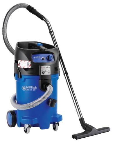 Пылесос для опасной пыли Nilfisk ATTIX 50-0H PC - фото 6770