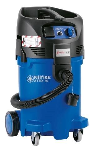 Пылесос для опасной пыли Nilfisk ATTIX 50-2H XC - фото 6772