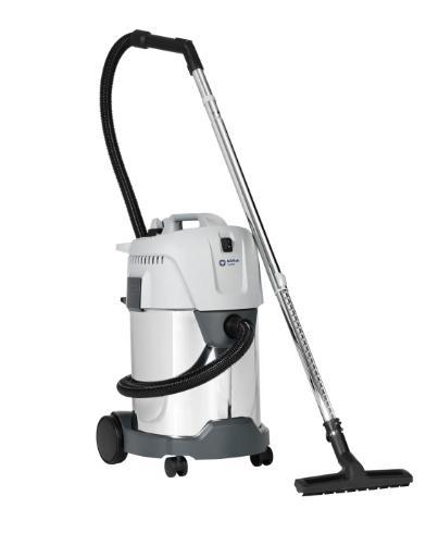 Пылесос для сухой и влажной уборки Nilfisk VL200 30 PC INOX - фото 7055