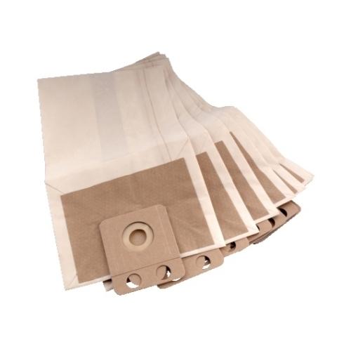 Комплект бумажных пылесборников для VP300, VP600,10 шт/уп. - фото 8491