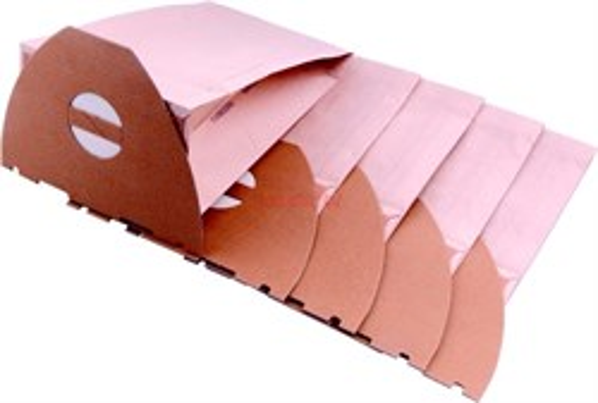 Комплект бумажных пылесборников 10 шт - фото 8493