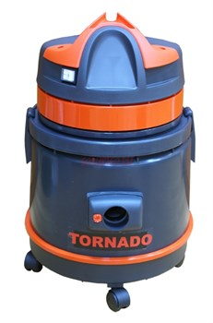 Пылесос для сухой и влажной уборки TORNADO 115 Plast - фото 8651
