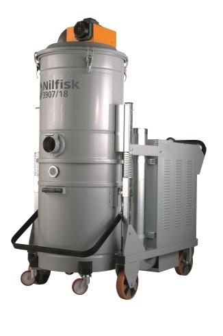 Промышленный пылесос Nilfisk 3907/18 Z22 - фото 9153