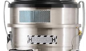 Нержавеющий установочный комплект H-фильтра Ø 560 мм - DG150 HD