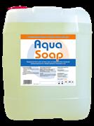 Жидкое мыло для рук  AquaSoap 1л (товар)