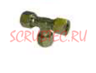 Соединитель трубы Т- образный Д15 мм