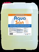 Универсальный гель для сантехнического оборудования AquaSan 1л (товар)