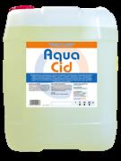 Кислотное не пенное моющее средство  AquaCid 1л (товар)