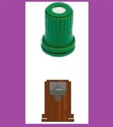 Распылитель Geoline MGA 80025 фиолет. (керам.)