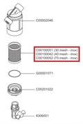 Фильтрующий элемент 40 меш