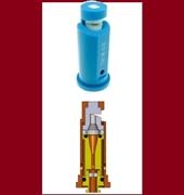 Распылитель Geoline TM-IA 2,5 бордо. (керам.)