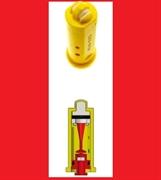 Распылитель Geoline AD-IA/D 110-04.D красн. (керам.) с подачей воздуха