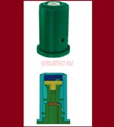 Распылитель Geoline CV-IA 100-05 красн. (керам.)