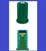 Распылитель Geoline CV-IA 100-03 син. (керам.)