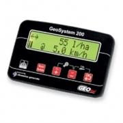 Дисплей GeoSistem 200 - Rate controller