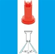Распылитель Geoline EZK TWIN 110-03 син. (пластм.) с подачей воздуха