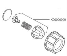 Клапан отсечного устройства