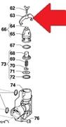 Хомут насоса МС (1х4)